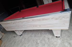 Made in Nigeria Snooker Pool Table | Sports Equipment for sale in Lagos State, Ipaja