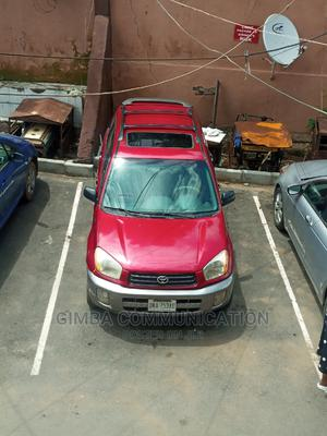 Toyota RAV4 2004 Automatic Red | Cars for sale in Abuja (FCT) State, Wuse 2
