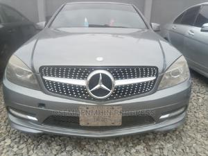 Mercedes-Benz C300 2011 Gray   Cars for sale in Lagos State, Ogba