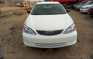 Toyota Camry 2003 White   Cars for sale in Lagos State, Ikeja