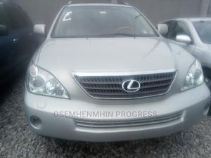 Lexus RX 2007 400h AWD Silver   Cars for sale in Lagos State, Ogba