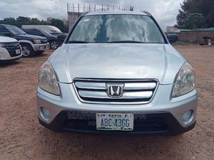 Honda CR-V 2005 2.0i ES Automatic Silver   Cars for sale in Abuja (FCT) State, Central Business District