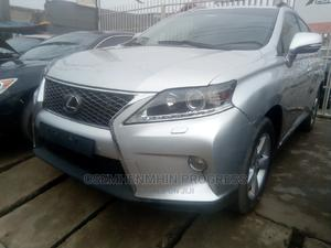 Lexus RX 2015 350 AWD Silver | Cars for sale in Lagos State, Ogba