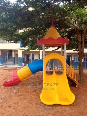 Plysystem Playground Equipment With 3 Seater Swing Set   Toys for sale in Lagos State, Ikeja
