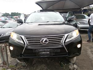 Lexus RX 2014 350 FWD Black | Cars for sale in Lagos State, Apapa