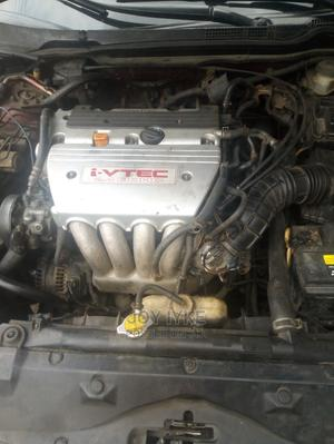 Honda Accord 2004 2.4 Type S Red   Cars for sale in Rivers State, Port-Harcourt
