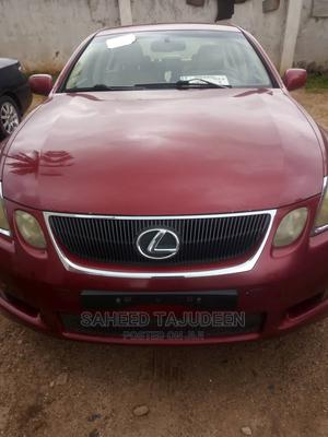 Lexus GS 2007 300 Red   Cars for sale in Oyo State, Ibadan