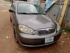 Toyota Corolla 2005 CE Gray | Cars for sale in Oyo State, Ibadan