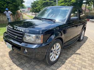 Land Rover Range Rover Sport 2009 Black | Cars for sale in Abuja (FCT) State, Jabi