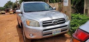 Toyota RAV4 2007 2.0 4x4 Silver | Cars for sale in Kaduna State, Kaduna / Kaduna State