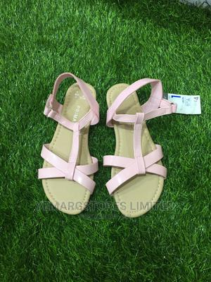 Pink Sandal | Children's Shoes for sale in Lagos State, Yaba