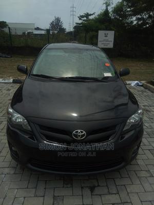Toyota Corolla 2012 Black | Cars for sale in Lagos State, Lekki