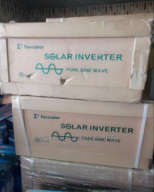 3.5kva Pure Sine Wave FORESOLAR Inverter | Solar Energy for sale in Lagos State, Amuwo-Odofin