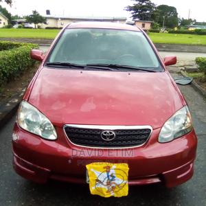 Toyota Corolla 2008 Red | Cars for sale in Cross River State, Calabar