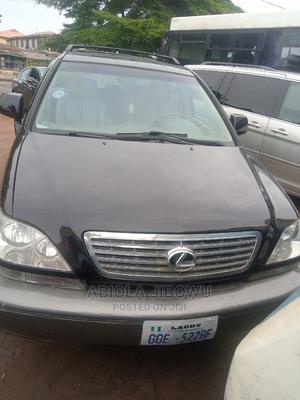 Lexus RX 2001 Black   Cars for sale in Lagos State, Egbe Idimu