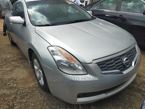 Nissan Altima 2008 2.5 S Silver | Cars for sale in Lagos State, Ikotun/Igando