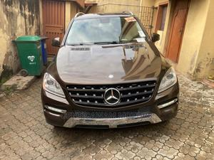 Mercedes-Benz M Class 2013 Brown | Cars for sale in Lagos State, Ikeja
