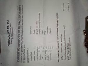 Restaurant Bar CV | Restaurant & Bar CVs for sale in Abuja (FCT) State, Gwarinpa