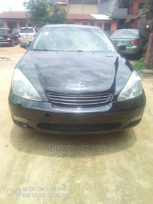 Lexus ES 2003 300 Black | Cars for sale in Lagos State, Ejigbo