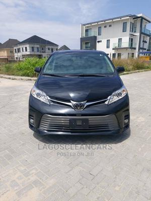 Toyota Sienna 2018 XLE (3.5L 6cyl 8A) Black | Cars for sale in Lagos State, Lekki