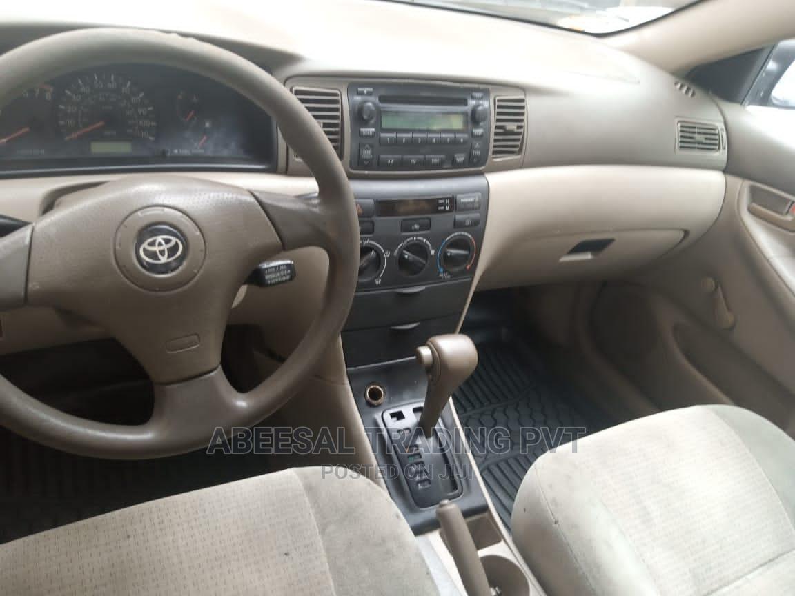 Toyota Corolla 2005 LE Black | Cars for sale in Ikorodu, Lagos State, Nigeria