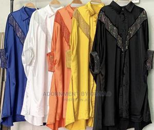Oversized Shirt Dress   Clothing for sale in Lagos State, Ajah