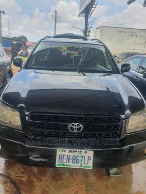 Toyota Highlander 2003 V6 FWD Black   Cars for sale in Edo State, Benin City