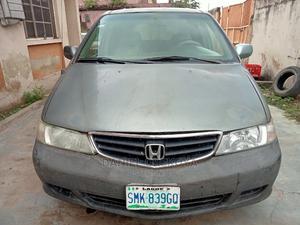 Honda Odyssey 2000 LX Gray   Cars for sale in Lagos State, Shomolu