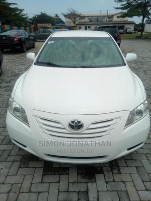 Toyota Camry 2007 White | Cars for sale in Lagos State, Lekki