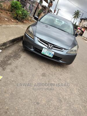 Honda Accord 2004 Gray | Cars for sale in Lagos State, Ogba