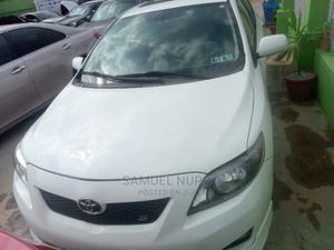 Toyota Corolla 2010 White | Cars for sale in Lagos State, Ifako-Ijaiye