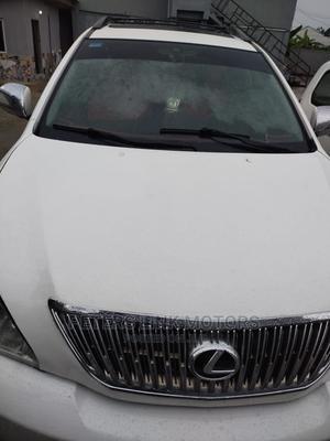 Lexus RX 2008 350 White | Cars for sale in Delta State, Ugheli