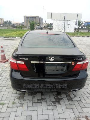 Lexus LS 2008 Black | Cars for sale in Lagos State, Lekki