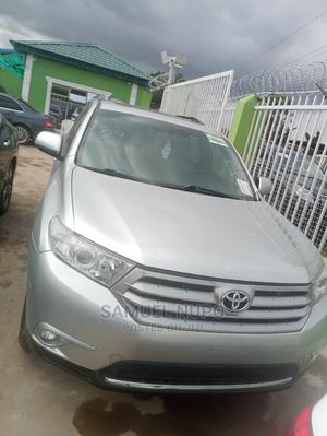 Toyota Highlander 2012 Limited Silver | Cars for sale in Lagos State, Ifako-Ijaiye