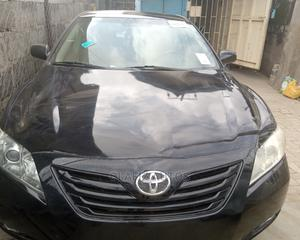 Toyota Camry 2008 2.4 LE Black | Cars for sale in Lagos State, Alimosho