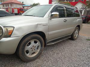 Toyota Highlander 2006 V6 Gold | Cars for sale in Abuja (FCT) State, Garki 1