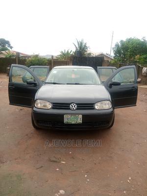 Volkswagen Golf 2004 GL 2.0 Black | Cars for sale in Ekiti State, Ado Ekiti