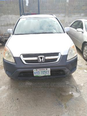 Honda CR-V 2003 Silver   Cars for sale in Rivers State, Port-Harcourt