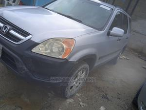 Honda CR-V 2002 Silver | Cars for sale in Rivers State, Port-Harcourt