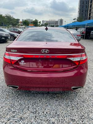 Hyundai Azera 2016 Limited Red | Cars for sale in Abuja (FCT) State, Central Business District
