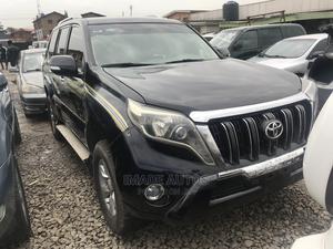 Toyota Land Cruiser Prado 2013 Black | Cars for sale in Lagos State, Ogba