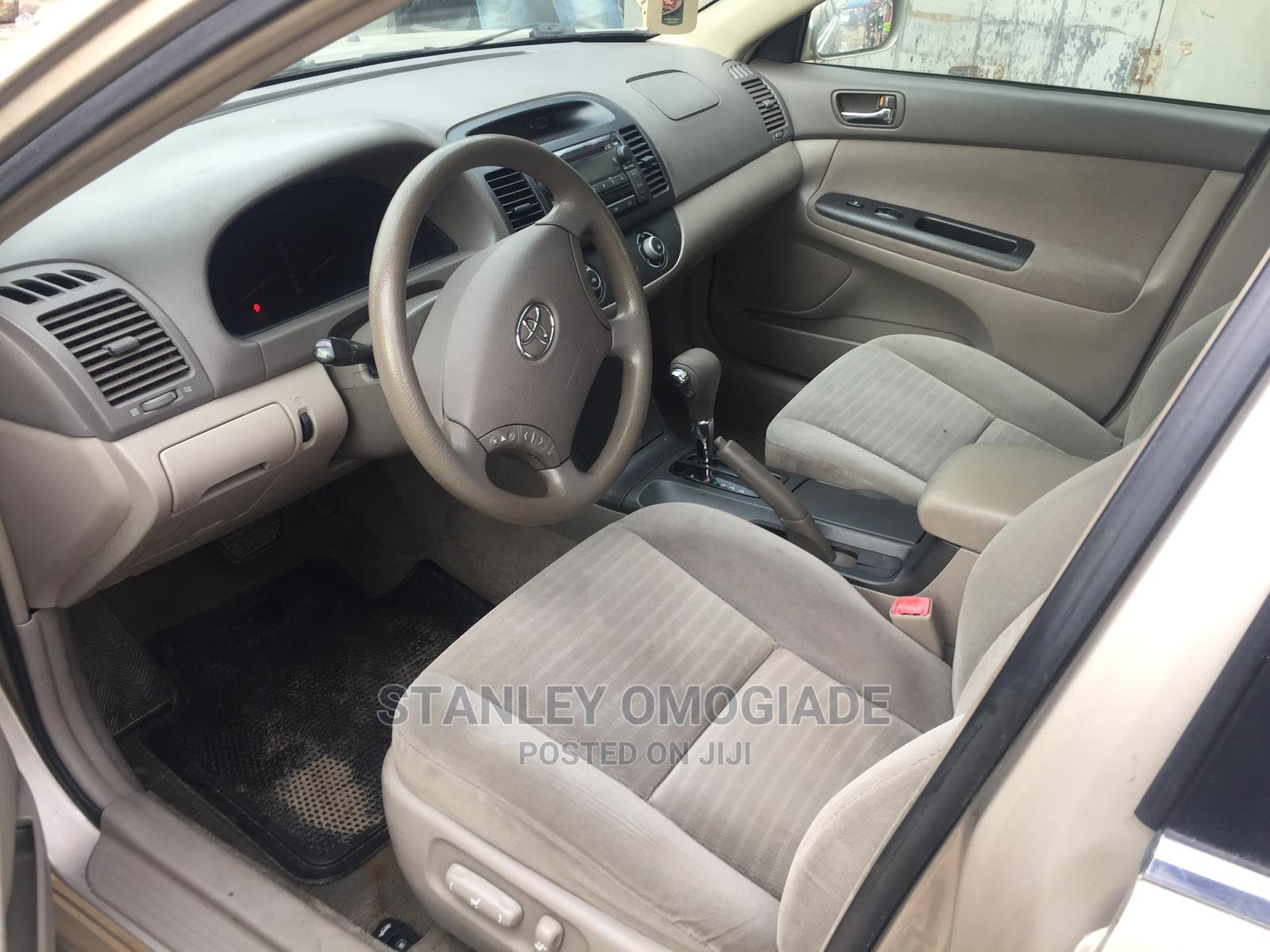 Toyota Camry 2005 Gold | Cars for sale in Yaba, Lagos State, Nigeria