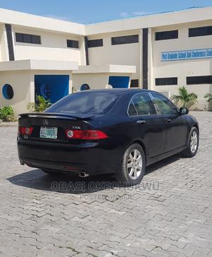 Acura TSX 2007 Automatic Black | Cars for sale in Oyo State, Ibadan