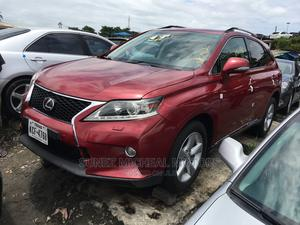 Lexus RX 2011 Red | Cars for sale in Lagos State, Amuwo-Odofin
