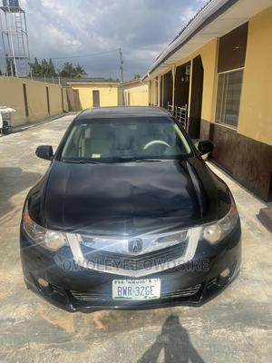 Acura TSX 2009 Automatic Black | Cars for sale in Oyo State, Ibadan