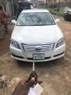 Toyota Avalon 2008 White   Cars for sale in Lagos State, Isolo