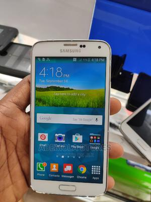 Samsung Galaxy S5 16 GB White | Mobile Phones for sale in Lagos State, Abule Egba