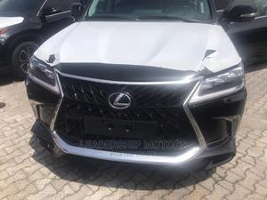 Lexus LX 2017 570 (5 Seats) AWD Black | Cars for sale in Lagos State, Lekki