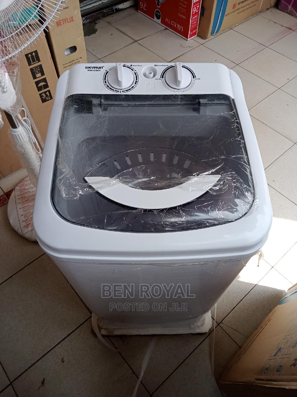Sky Run Washing Machine