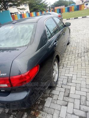 Honda Accord 2005 Gray | Cars for sale in Lagos State, Lekki